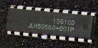 IC-REMOTE CONTROL M50560-001P,gebraucht, 10226_6_18, 210258,€5,89