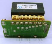 Netztrafo,MULLERSON, 63603-22015GA, gebraucht, 14102, 282237