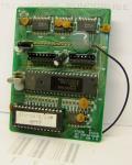SUB Board ,Ext.Rom,Philips STU3310, REV.0.1996.3.16, gebraucht, 1410329, €20,17
