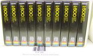 Videokassette, Betamax, L500, Samsung,1Pack=10Stück, Neu, 1410573, €35,11