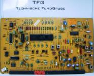 DTF-Modul (VCR 800), Grundig, 27502-055.01, gebraucht,defekt,Ersatzteilspender, 1410628, 87944, €9,46