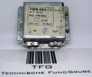 Antennenverstärker, VMB484, FUBA,20dB, 24V25ma, 47-790MHz, OUT max 94dByV,FTZ Nr.W372S, gebraucht,ohne Gehäuse, 1410650, €29,69