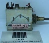UHF,Tuner,Mechanisch, 4-1151-44820, SANYO, gebraucht,1411330, €17,79