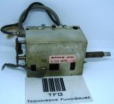 VHF,Tuner,Kanalwähler, Mechanisch, 4-1151-05420, SANYO, gebraucht,1411334, €23,74