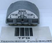 Abzweiger,zweifach,2x10dB Stich,ca.2dB Stammleitungsdurchgang,ATU210,Bosch, gebraucht, 1411591, €14,22