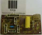 Netzanschlußplatte,Philips, 821286006981