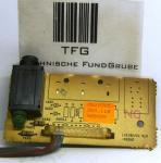 Chinchbuchsenplatte, Grundig, 29305-008.11, gebraucht, 148597