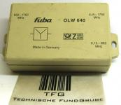 Sat-Antennenweiche,Fuba, OLW640,950-1750+0,15-862,0,15-1750MHz