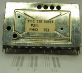 Tuner,Philips,VHF, V311, 311221850891, gebraucht,147801, 18745