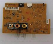 Front-AV-Buchsenplatte, Philips, ACP9, 310310341221, gebraucht, 148574, 8540199