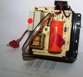 Spannungsplatte, mit Batt.-Kasten, 29301-067.03,  gebraucht, 149712, 8086240, €14,22