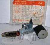 Andruckrolle,mit Hebel,JVC, PQ40252B-4, 149904,460964, €15,41