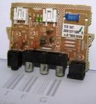 Front-AV-Buchsenplatte, Thomson, FCB1907, 25312710M, gebraucht, 149979, 3825134, €11,84