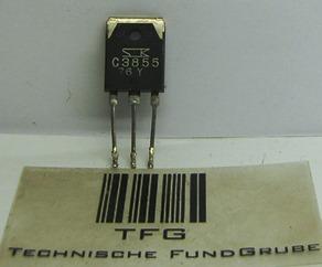 Transistor,SK,Onkyo,2SC3855, gebraucht, 146029,3363659, €7,08