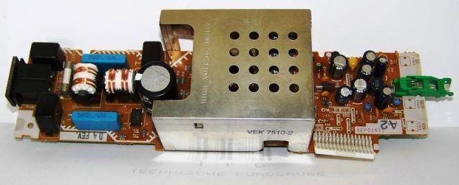Schaltnetzteil,Panasonic, VEP01621,VEK7510, gebraucht, 148554, 2388443